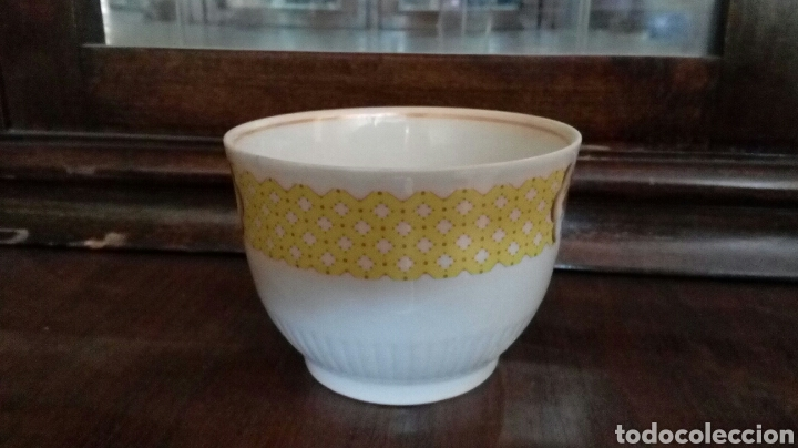 Vintage: Taza de porcelana - Foto 2 - 168069953