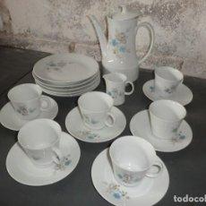 Vintage: JUEGO DE PORCELANA BAVARIA ,( 20 PIEZAS ). Lote 168077888