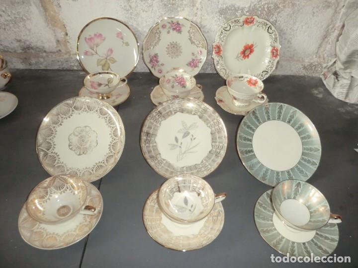 JUEGO DE PORCELANA BAVARIA (Vintage - Decoración - Porcelanas y Cerámicas)