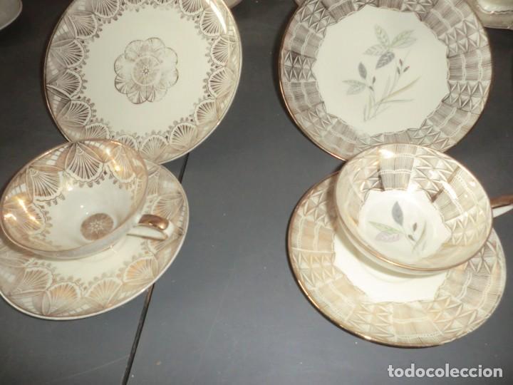 Vintage: JUEGO DE PORCELANA BAVARIA - Foto 2 - 168078092