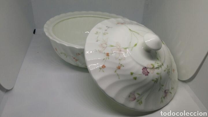 Vintage: Bombonera de porcelana Wedgwood - Foto 2 - 168385432