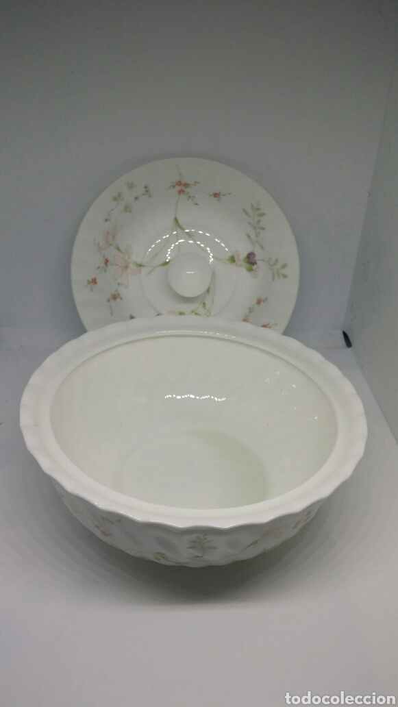 Vintage: Bombonera de porcelana Wedgwood - Foto 3 - 168385432