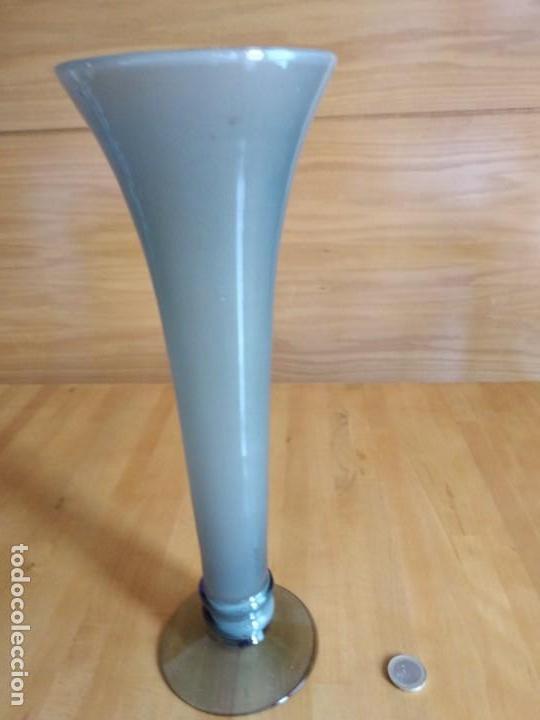 Vintage: Jarrón violetero, 34 cm de altura - Foto 8 - 168374504