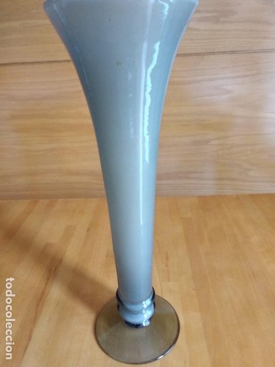 Vintage: Jarrón violetero, 34 cm de altura - Foto 11 - 168374504