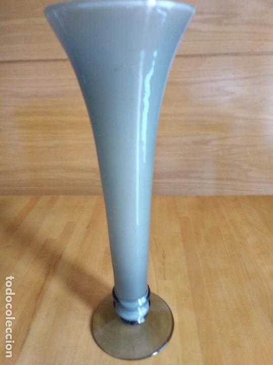 Vintage: Jarrón violetero, 34 cm de altura - Foto 12 - 168374504