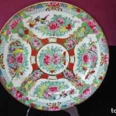 Vintage: PLATO PORCELANA CHINA. Lote 168560604