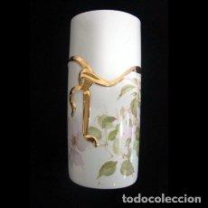 Vintage: FLORERO DE PORCELANA 24,5 CM. Lote 37433480
