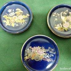 Vintage: PLATOS PORCELANA JAPÓN. Lote 169443120