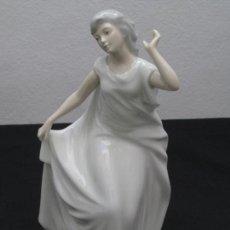 Vintage: FIGURA PORCELANA PORCEVAL. VALENCIA.. Lote 170004160