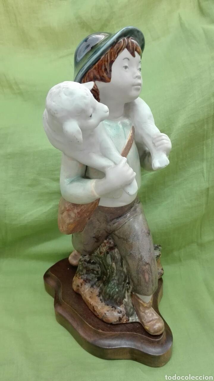 Vintage: Figura de cerámica mate - Foto 5 - 172087762