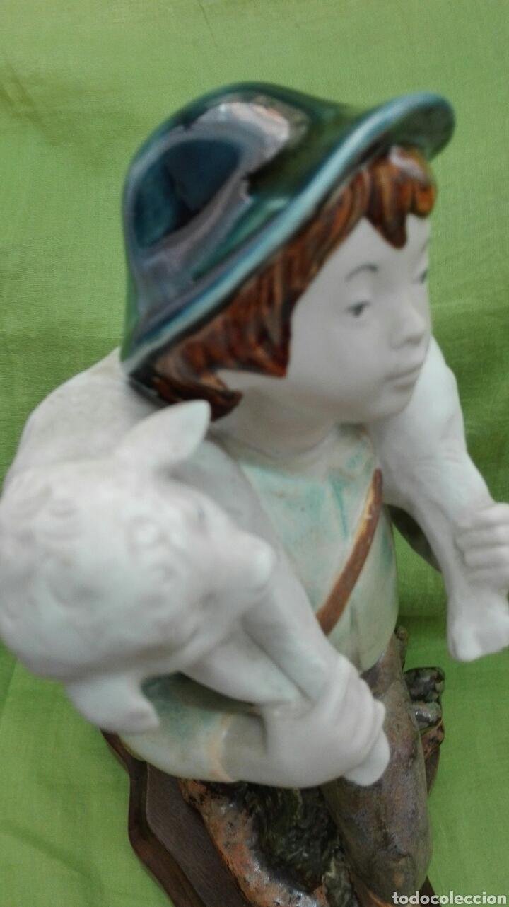 Vintage: Figura de cerámica mate - Foto 10 - 172087762