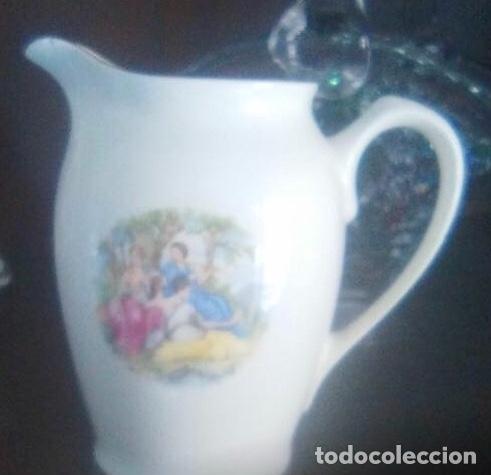 Vintage: PRECIOSO JUEGO DE CAFÉ EN PORCELANA , AÑOS 50 - Foto 7 - 172181837