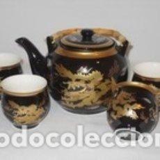 Vintage: JUEGO DE TÉ. Lote 172238068