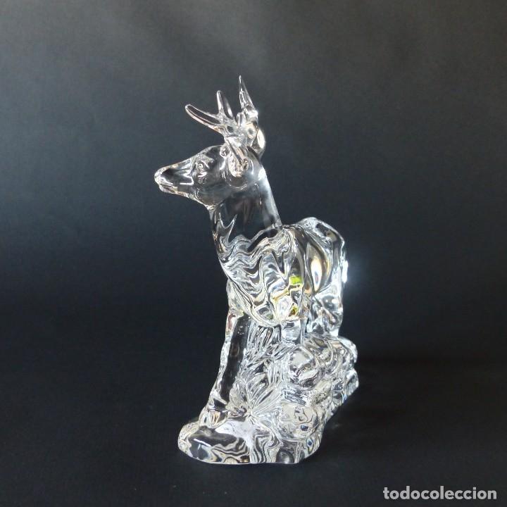 Vintage: Vintage. Ciervo de cristal de Nachtmann. 17 cm ! - Foto 6 - 172239359