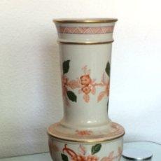 Vintage: JARRON ESTILO ORIENTAL DE PORCELANA DE LA FUNDACIÓN. Lote 172734114