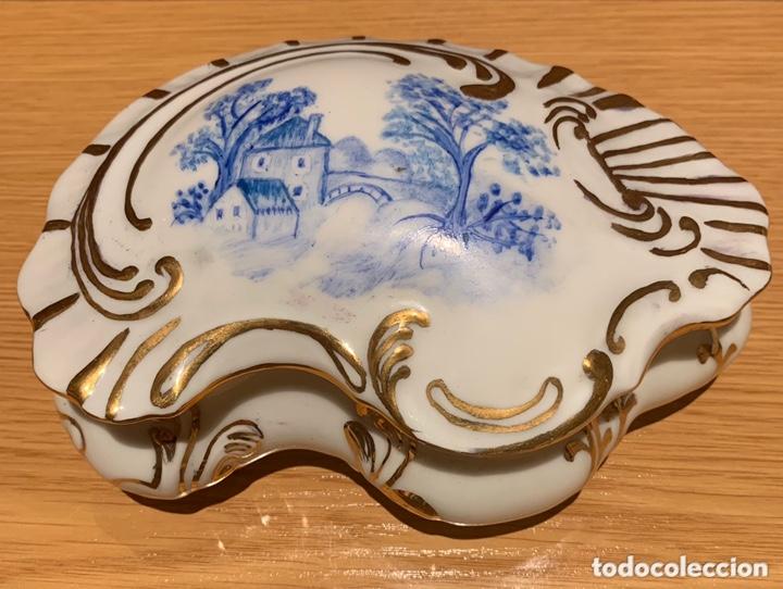 Vintage: Joyero de porcelana - Foto 2 - 173136392