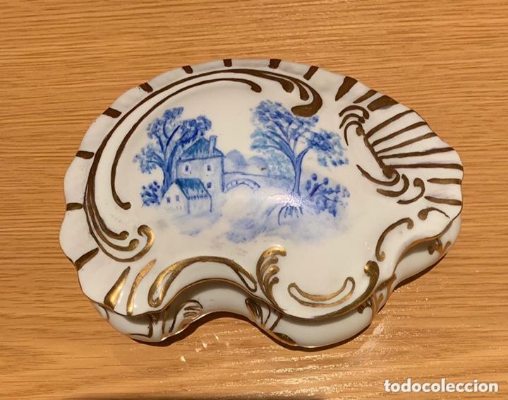 Vintage: Joyero de porcelana - Foto 3 - 173136392