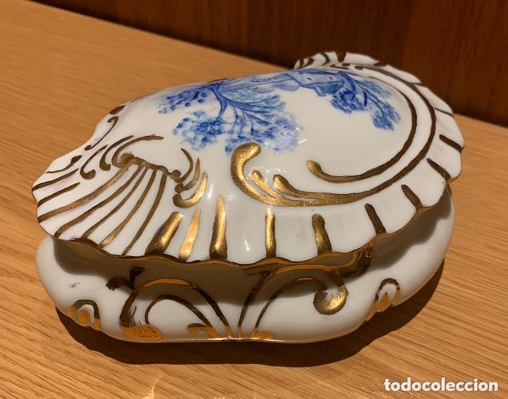 Vintage: Joyero de porcelana - Foto 4 - 173136392
