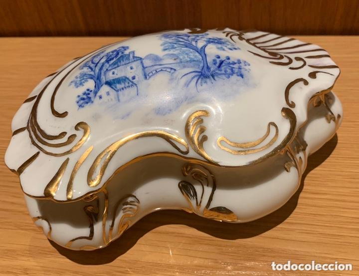 Vintage: Joyero de porcelana - Foto 6 - 173136392