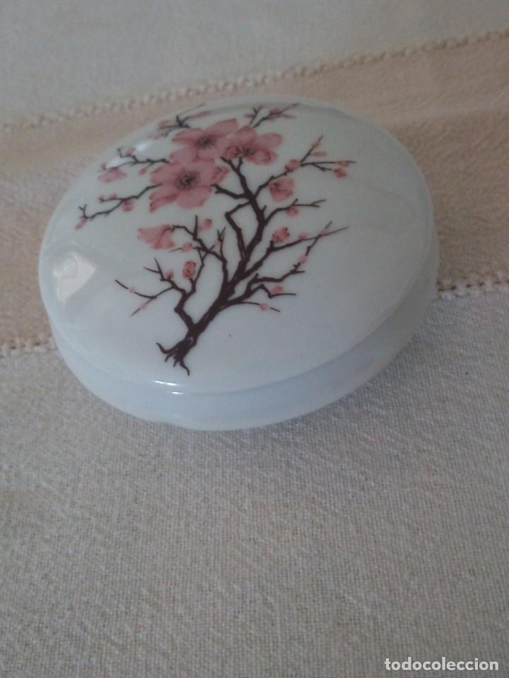 Vintage: Bonito joyero de porcelana,made in taiwan. - Foto 2 - 174966689