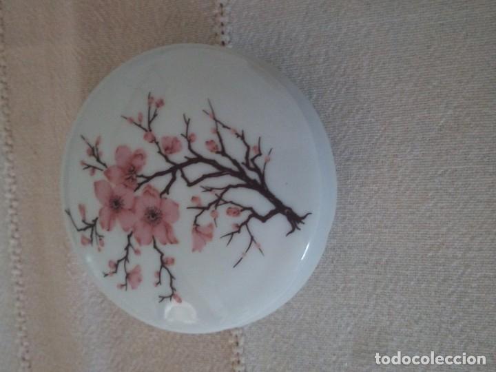 Vintage: Bonito joyero de porcelana,made in taiwan. - Foto 3 - 174966689