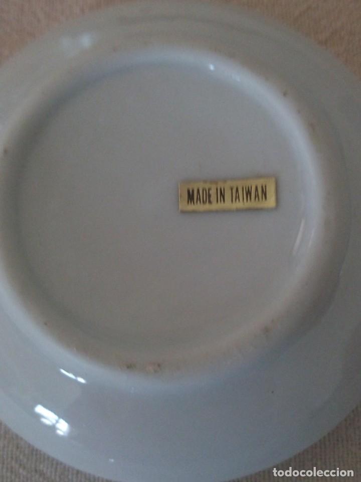 Vintage: Bonito joyero de porcelana,made in taiwan. - Foto 4 - 174966689