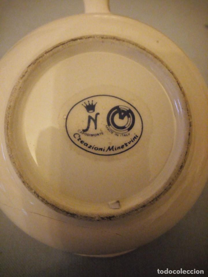 Vintage: original joyero de porcellana capodimonte creazioni minervini,made in italy - Foto 5 - 175297955