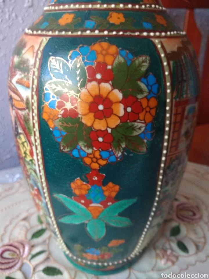 Vintage: JARRÓN PORCELANA ( CHINA SELLO EN LA BASE ). MÁS PORCELANAS EN MÍ PERFIL - Foto 8 - 166716300