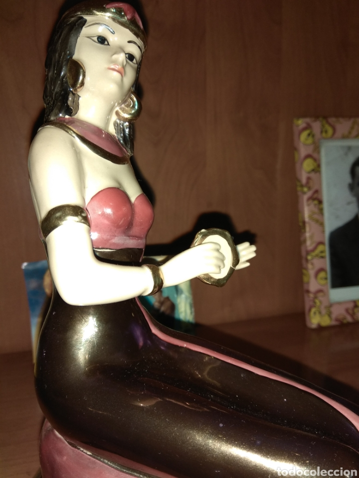Vintage: figura princesa - Foto 2 - 175344797