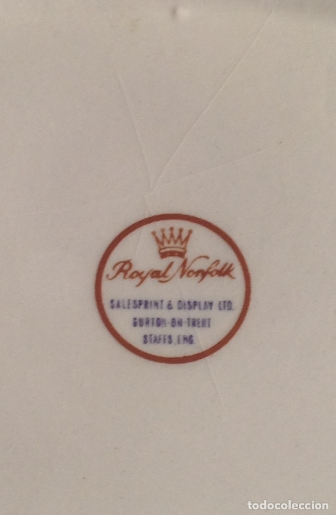 Vintage: JARRA CERAMICA WHISKY PRINCE CHARLIE SPECIAL RESERVE SCOTCH - Foto 7 - 175631119