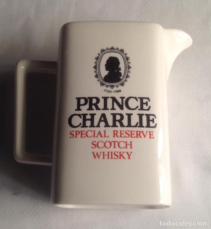 Vintage: JARRA CERAMICA WHISKY PRINCE CHARLIE SPECIAL RESERVE SCOTCH - Foto 8 - 175631119