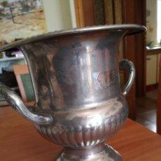 Vintage: CHAMPAÑERA METAL. Lote 176088953