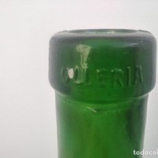 Vintage: ANTIGUA GARRAFA DAMAJUANA MARCA OLLERIA DEL LEVANTE VALENCIA BOTELLA GRANDE DE 16 LITROS. Lote 176524845