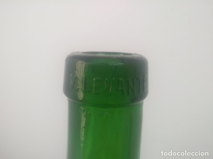 Vintage: Antigua garrafa damajuana MARCA OLLERIA del LEVANTE Valencia botella grande de 16 litros - Foto 2 - 176524845