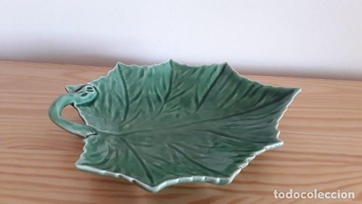 Vintage: Fuente cerámica Portugal - Foto 3 - 177210414