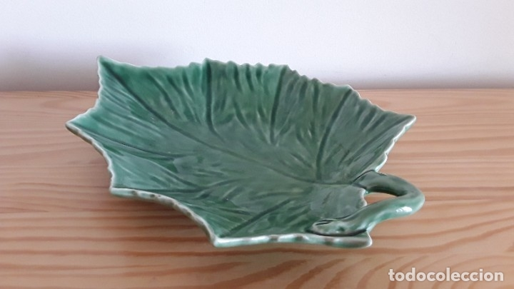 Vintage: Fuente cerámica Portugal - Foto 5 - 177210414