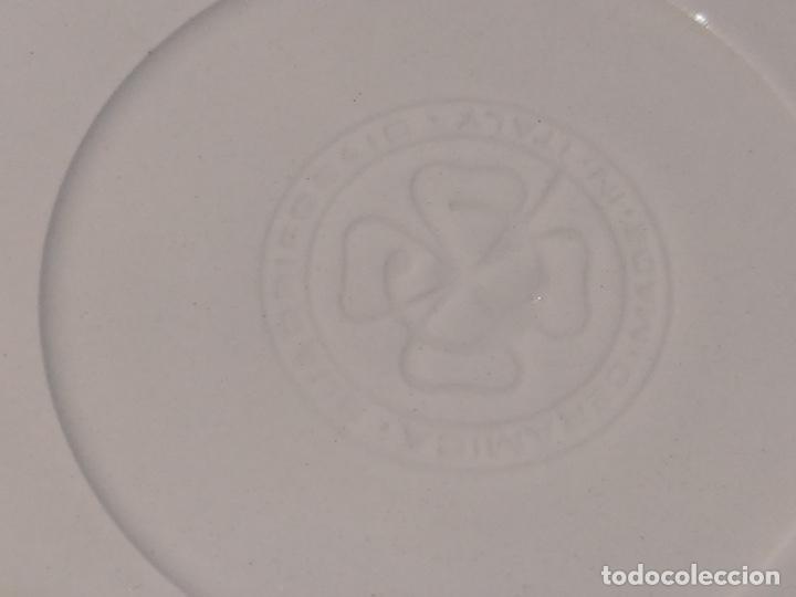 Vintage: Vajilla de porcelana italiana - Quadrifoglio - 36 Piezas - 22 platos de 24.5cm y 14 de 20.5cm - Foto 6 - 177546328