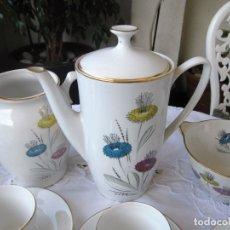 Vintage: JUEGO CAFÉ VINTAGE. Lote 177878705