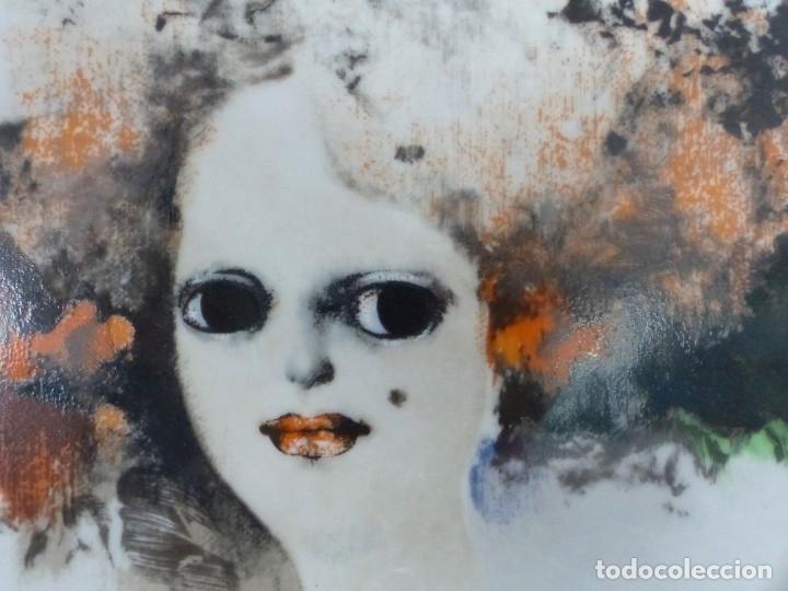 Vintage: PLATO DE - MODEST CUIXART - SUITE FEMINA - VERSALINA - 1981. - Foto 4 - 179202216