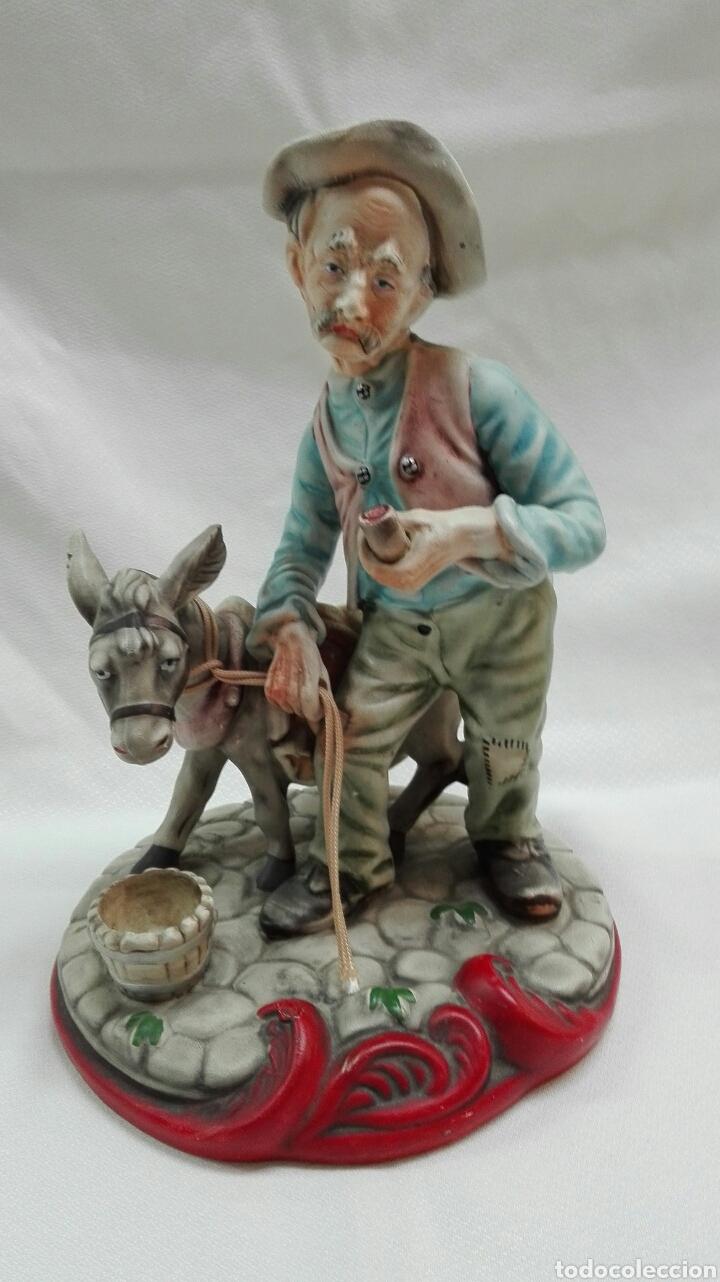 FIGURA DE CERÁMICA ARCEMI (Vintage - Decoración - Porcelanas y Cerámicas)