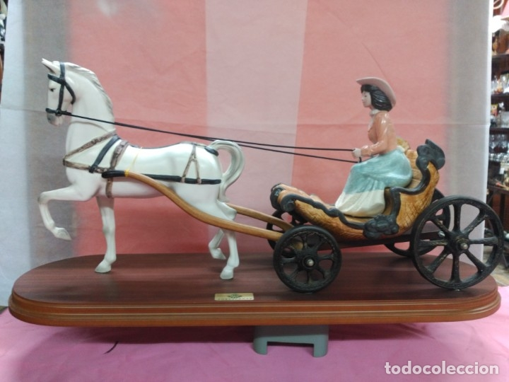 FIGURA PORCELANA. (Vintage - Decoración - Porcelanas y Cerámicas)