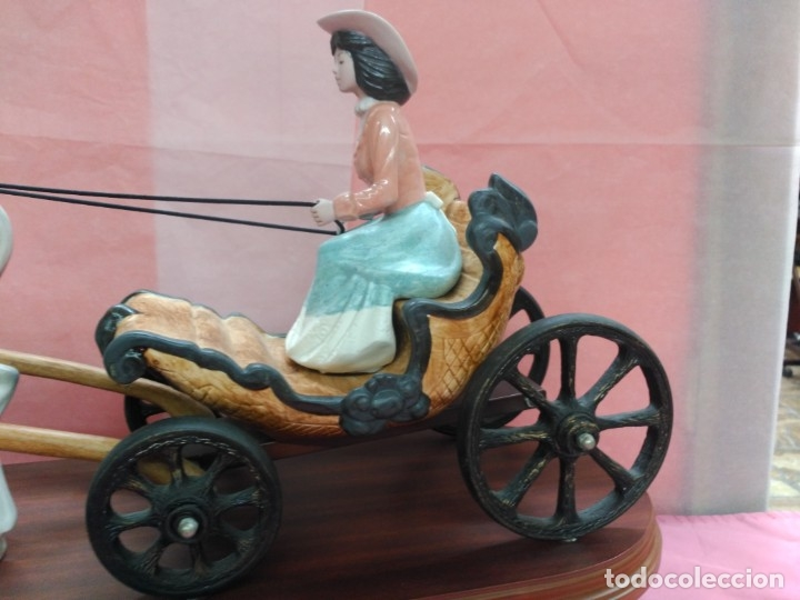 Vintage: Figura porcelana. - Foto 4 - 183017955