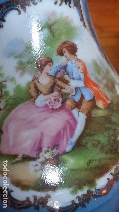 Vintage: juego de cafè o te decoración de època - Foto 4 - 183189407