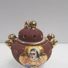 Vintage: ADORNO DE PORCELANA NAKASIMA (MADE IN JAPAN ). Lote 183407988