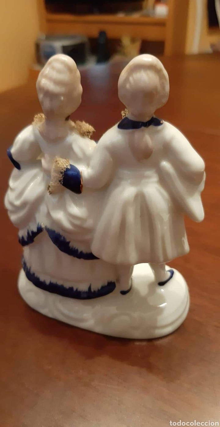 Vintage: Figura porcelana tengra años 50-60 - Foto 2 - 183681796