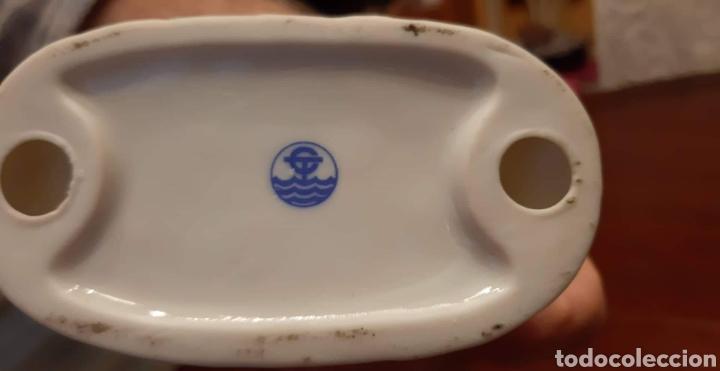 Vintage: Figura porcelana tengra años 50-60 - Foto 3 - 183681796