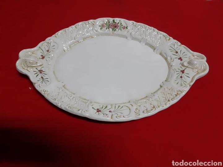 Vintage: Bonita sopera de porcelana italiana antigua en los años 60 BASSAMO - Foto 9 - 183711348