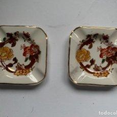Vintage: CENICEROS MASON'S BROWN VELVET. Lote 185766680