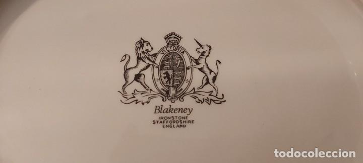 Vintage: Jarra y palangana de porcelana inglesa Blakeney Siglo XX - Foto 2 - 185903948