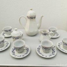 Vintage: JUEGOS DE CAFE 15 PIEZAS FENA PORZELLAN . Lote 186212268